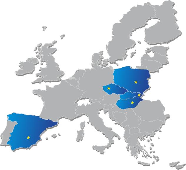 Turbado map march 2014