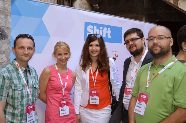 Turbado team @ Shift Challenge 4.6.2014