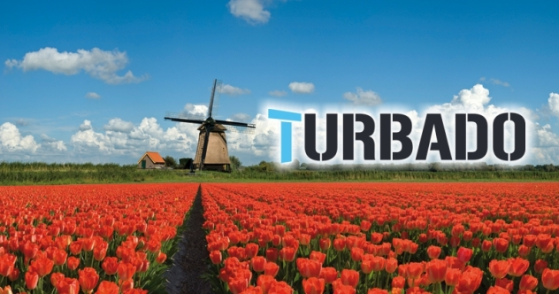 Turbado loves Netherlands