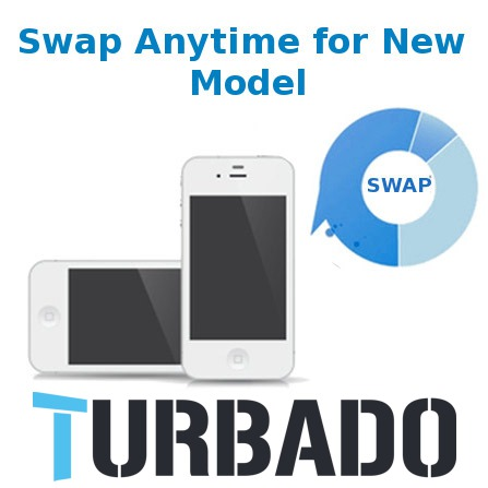 Swap with Turbado anytime