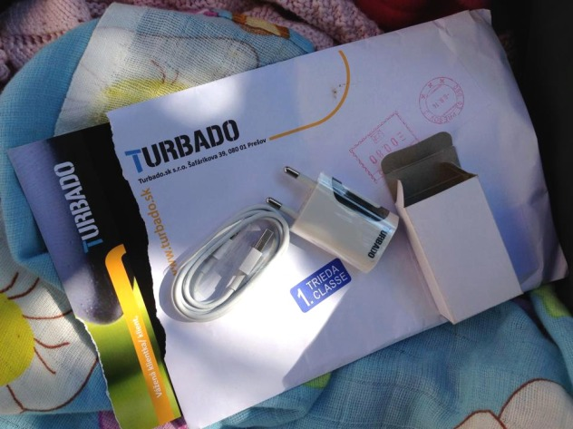 Turbado.sk welcome package