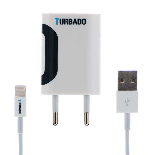 Turbado iPhone charger