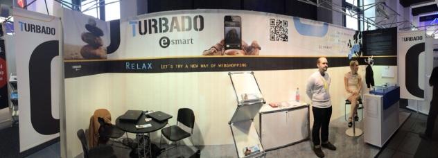 Turbado IFA 2014 stand