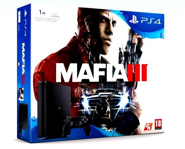 ps4 1tb mafia 3